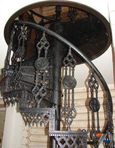 Совершенство: литой чугун в готическом стиле