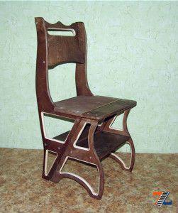 В виде стула