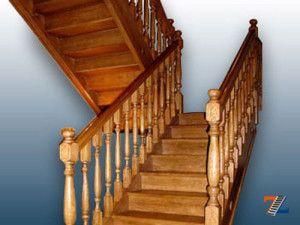 Гармония всех элементов лестницы
