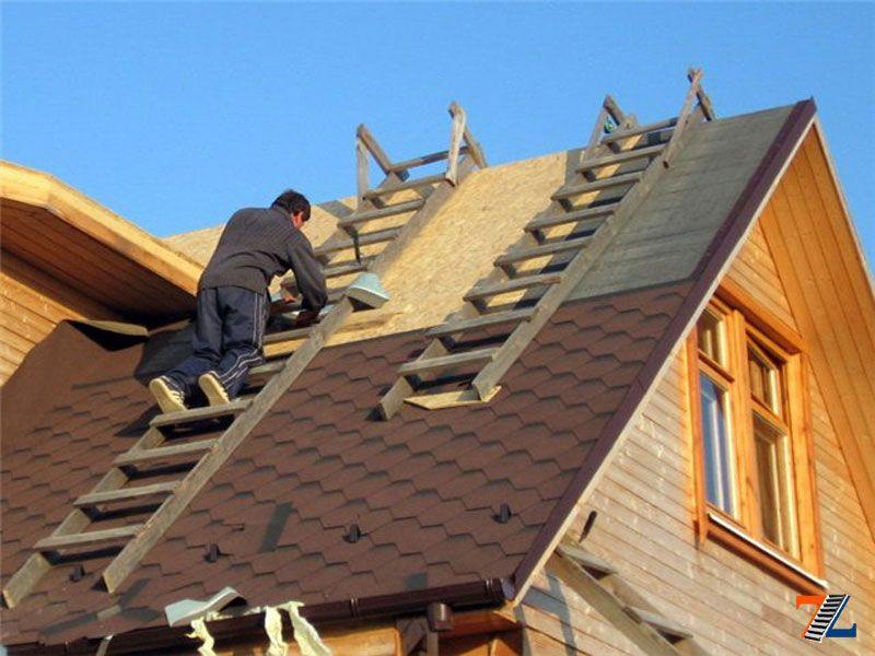 Как сделать конек на шатровой крыше 66