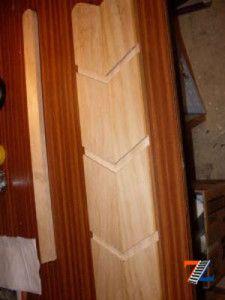Стремянка деревянная своими руками