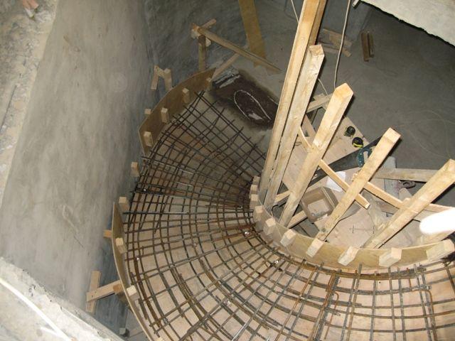 armir. Монолитные лестницы