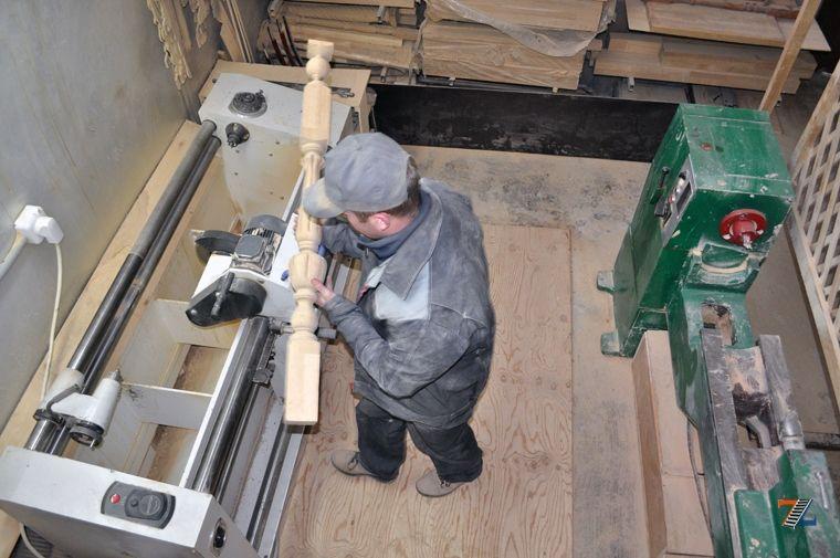 Станок для изготовления балясины своими руками 897