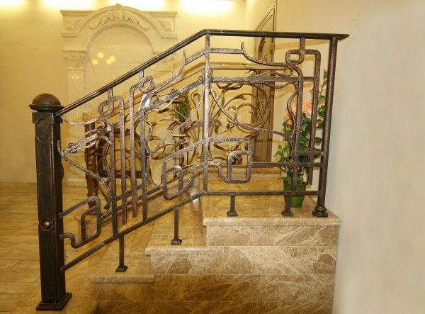 Балясина для лестницы в стиле модерн