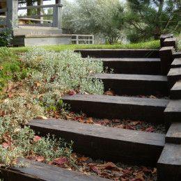 Садовая лестница