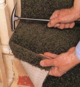 Как обшить ковровую дорожку своими руками 44
