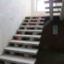 Надежные и долговечные ступени из бетона