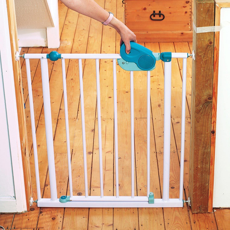 Ворота безопасности для лестницы своими руками 1063