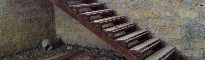 Делаем лестницу из швеллера своими руками - Лестницы