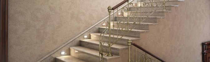 Чем отделать ступени лестницы?