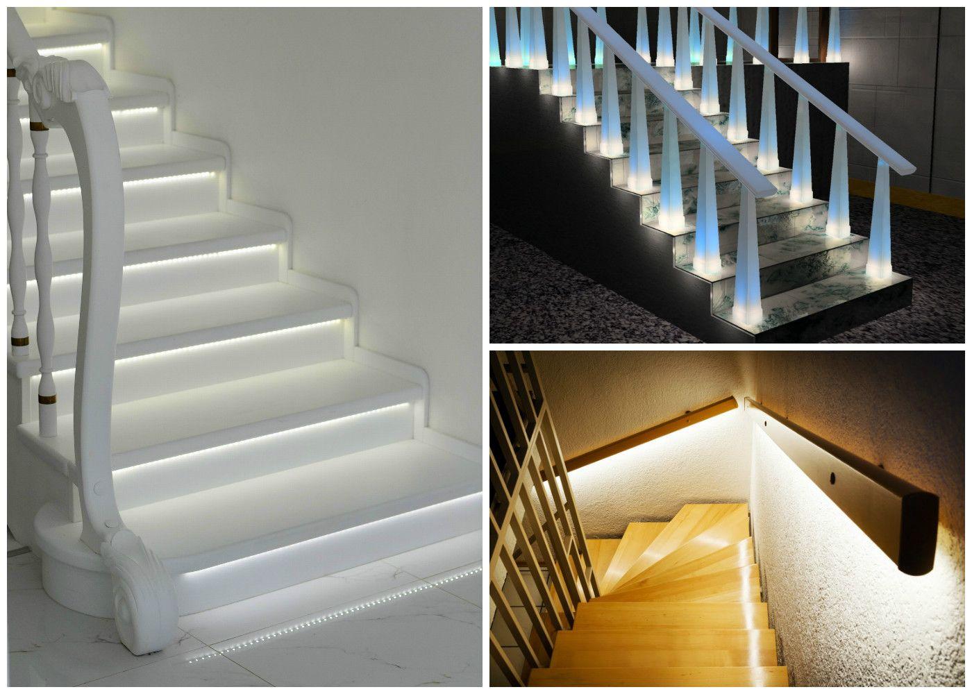Приемы декорирования лестниц