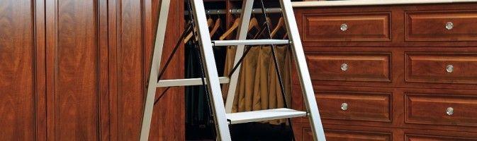 Лестница-стремянка – «универсальный солдат» в борьбе за комфорт