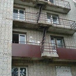 Устройство и эксплуатация пожарных лестниц