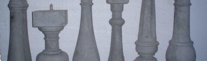 Изготовление и эксплуатация бетонных балясин