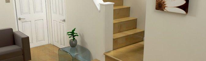 Как выбрать подходящую лестницу для своего дома
