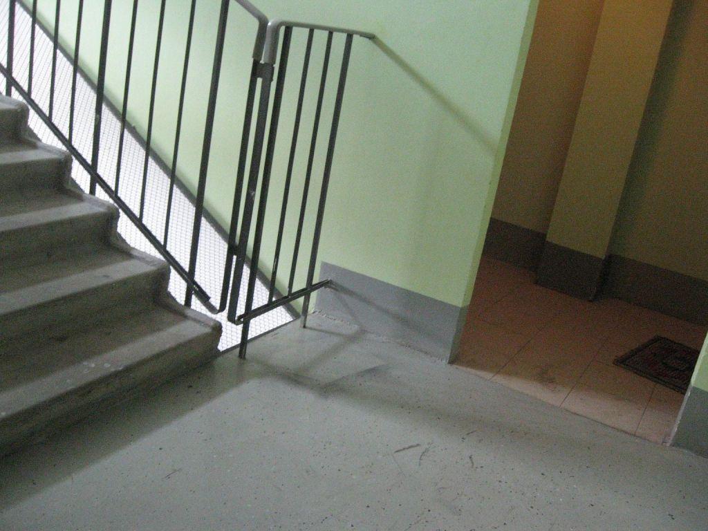 На лестничной площадке фото 93-630