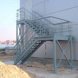 Лестница, которая спасает жизни