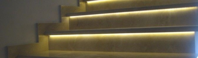 Когда темнота – не друг молодежи: освещение лестницы