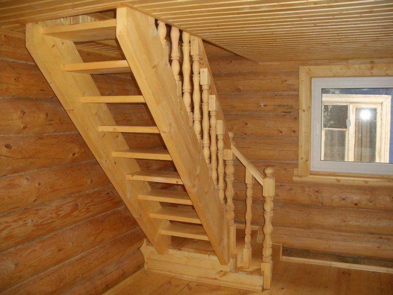 Лестницы на чердак. Строим сами