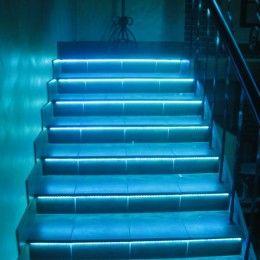 Свет на вашей лестнице: освещая каждый шаг