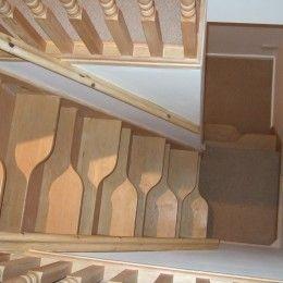 Танцующие лестницы или Гусиные лапки