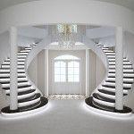 О бесконечности ступеней: знаменитые лестницы