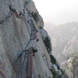 5 смертельно опасных лестниц