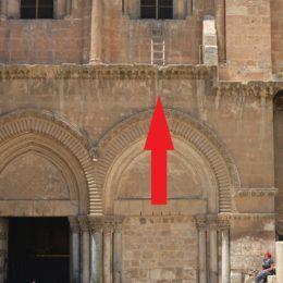 лестница в иерусалиме