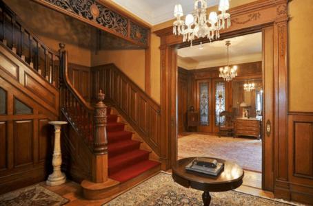 Лестница в английском стиле