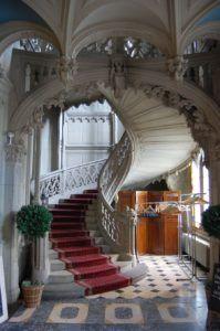 Лестница для новобрачных в Шадау