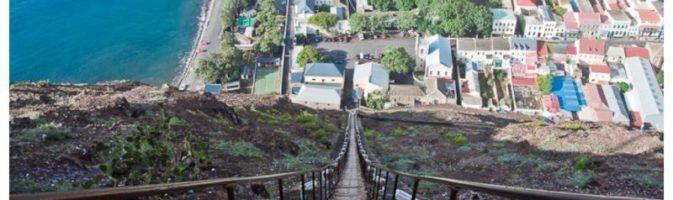 Длинная лестница