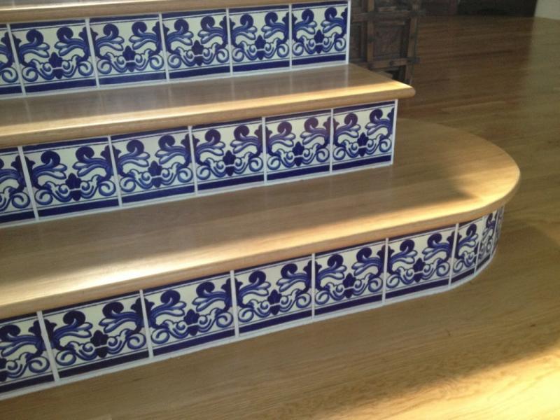 Как преобразить старую лестницу?