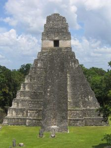 Лестница Майя