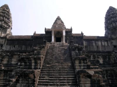 Ступени Ангкор-Вата