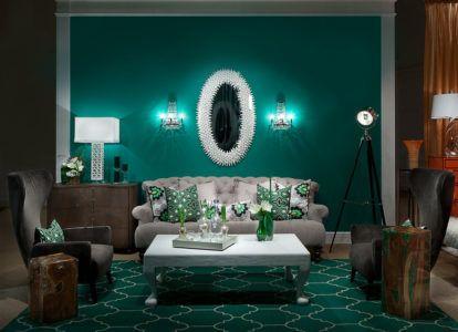 идеи цветового дизайна для преображения интерьера